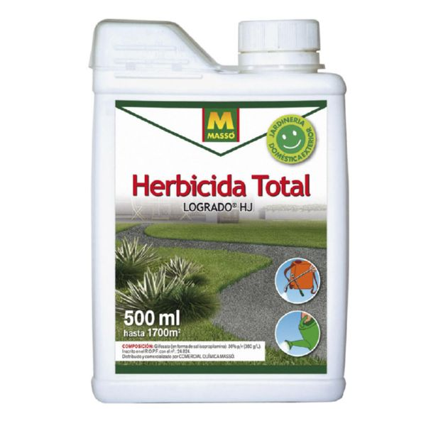 HERBICIDA TOTAL 500 ML.