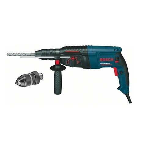MARTILLO PLUS GBH 2-24 DF Professional + Portabrocas